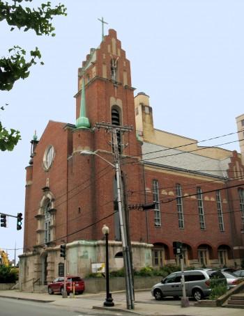 Gloria Dei Lutheran Church, Providence