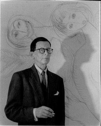 Martin Hedmark, c. 1960