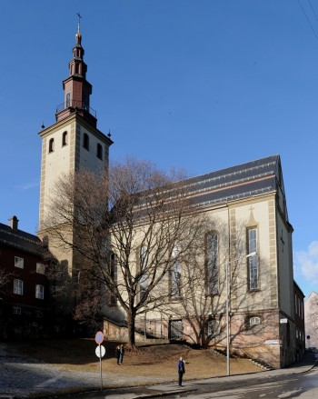 Margaretakyrka, Oslo