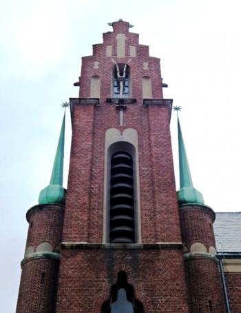 Gloria Dei, tower
