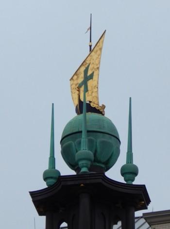 Gloria Dei, Viking ship finial