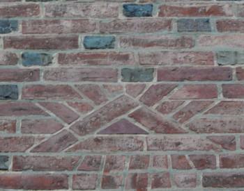 Gloria Dei, All-Seeing-Eye brick
