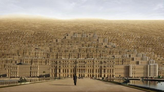 """Versailles"" (2009), by Jean-Francois Rauzier"