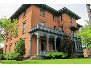Henry Lippitt House I (1856), 200 Hope St. (