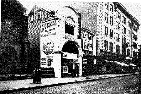 The Nickel Theater.