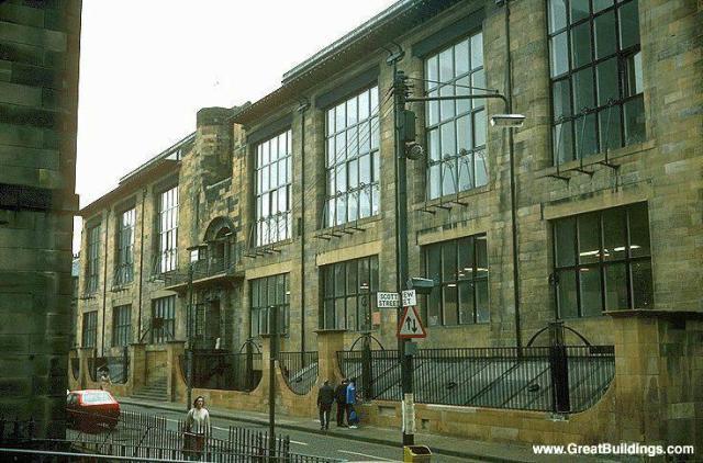 Glasgow School of Art (xxx)