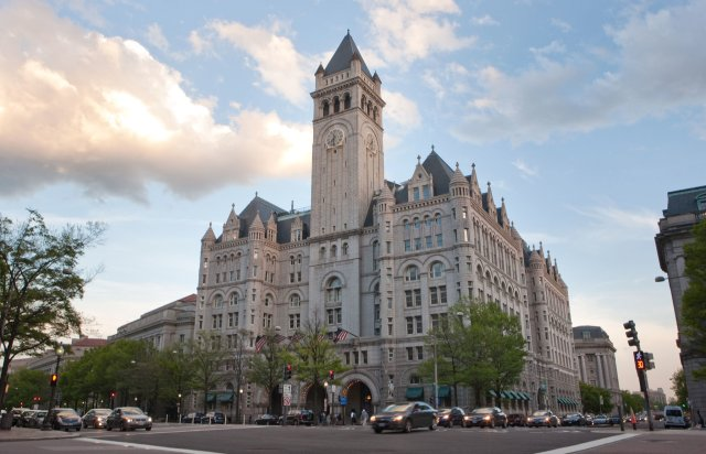 Post Office Building, in Washington, D.C. (Daniel Rosenbaum/NYT)