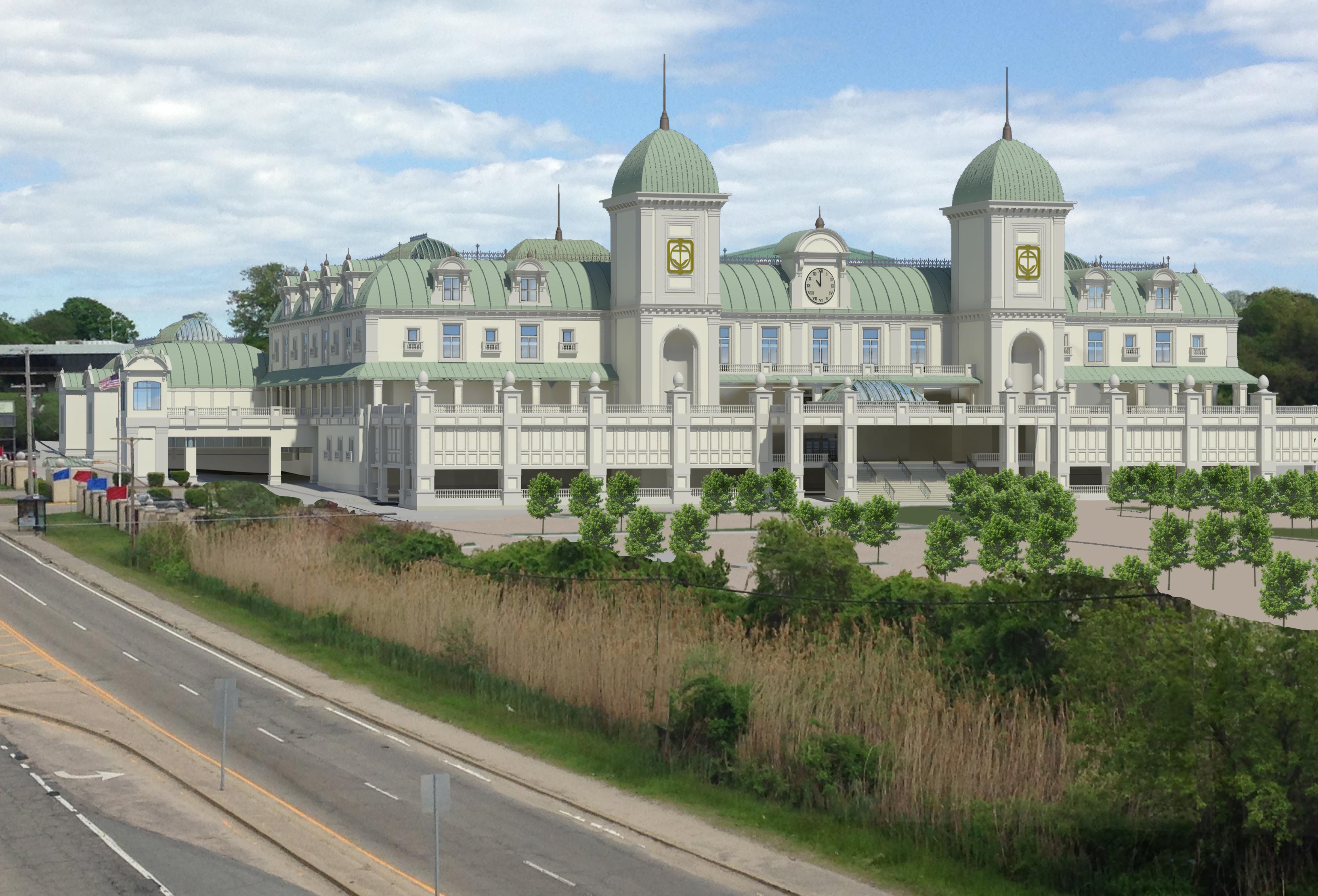 Newport grand slots
