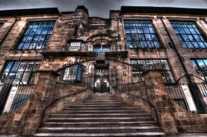 Glasgow School of Art. (flickr.com/Lex McKee)