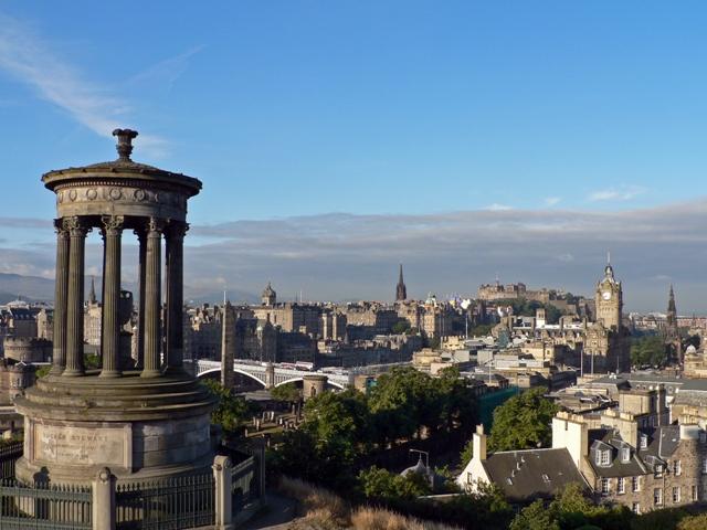 Edinburgh, the capital of Scotland. (walmhcongress.org)