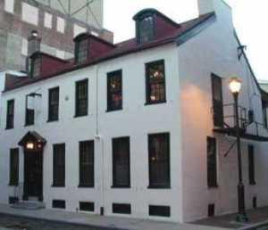 The Franklin Inn, site of Saturday's symposium in Philadelphia. (philadelphia-reflections.com)