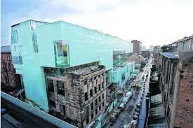 GSA's Reid Building. (heraldscotland.com)
