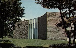 O'Hare Academic Center, Salve Regina. (cardcow.com)