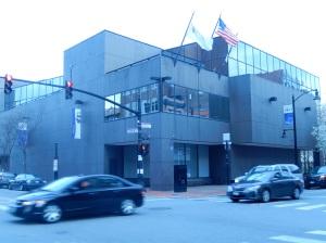 JWU Library. (Photo by David Brussat)