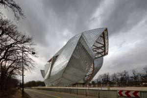 Fondation Louis Vuitton, Frank Gehry. (aasarchitecture.com)