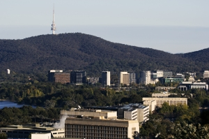 Downtown Canberra. (nationsonline.org)