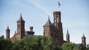 Smithsonian's administrative headquarters. (news.yahoo.com)