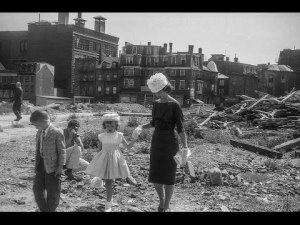 West End, partially demolished. (youtube.com)