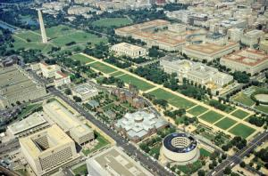 Southern portion of the National Mall. (brightspotstrategy.com)