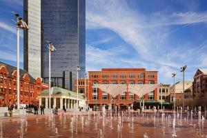 Sundance Square, in Fort Worth. (albarchitecture.wordpress.com)