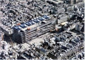 Centre Pompidou, in Paris. (musicainformatica.org)