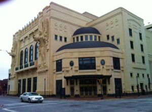 Bass Performance Hall, in Fort Worth. (bisnow.com)