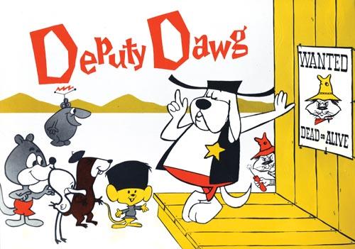 Deputy Dawg. (imgarcade.com)