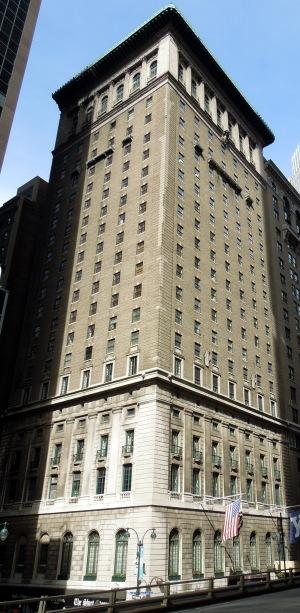 The Yale Club. (hdc.org)
