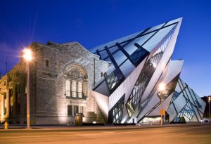 Royal Ontario Museum, Torono, by Daniel Libeskind. (blog.mycondommylife.com)