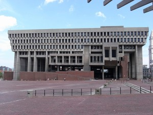 Boston City Hall. (wgbhnews.org)