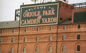 Camden Yards, in Baltimore. (charmcitywire.com)