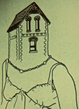 Female building. (Garry Dodgson)