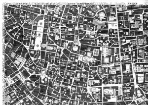 Nolli map of Rome. (rchitecture.wordpress.com)