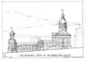 Cusato proposal, side view. (archidodse.blogspot.com)