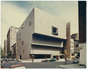 Old Whitney on Park Ave. (archinect.com)