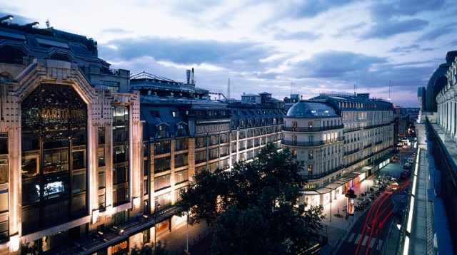 Rue de Rivoli, at risk in Paris. (petit-construction.fr)