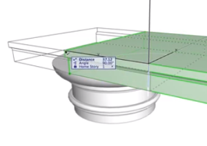 Frame from ArchiCAD video.