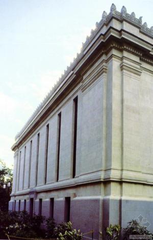 JCBL, rear elevation. (photo.zhulong.com)