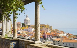 Lisbon. (telegraph.co.uk)