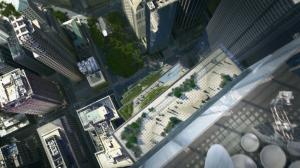 Stepped gardens. (Silverstein/Vimeo)