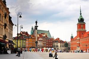 Old Warsaw. (europeantours.eu