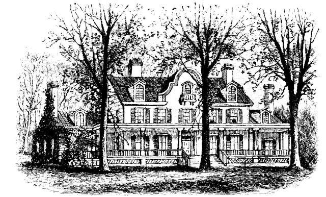 John Jay's Bedford House, in Bedford, N.Y. (famousamericans.net)