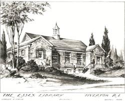 Essex Library. (tivertonlibrary.org)