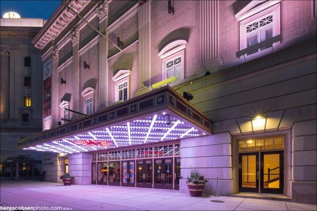 Veterans Memorial Auditorium, in Providence. (vmari.com)