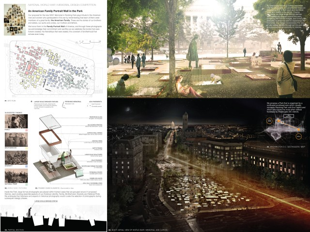 World War One Memorial Design Competition