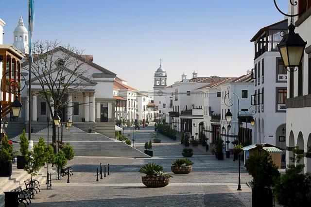 Paseo de Cayala, in Guatemala City. (premiorafaelmanzano.blogspot.com)