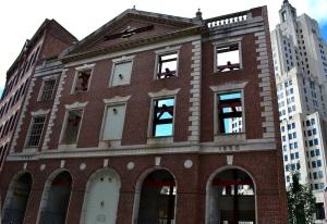 Facade at Weybosset Street. (ricurrency.com)