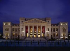 Schermerhorn Hall, Nashville. (Hedrich Blessing/Steve Hall)