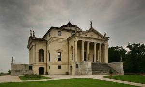 Villa Rotonda, by Andrea Palladio