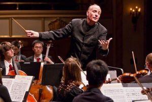 Larry Rachleff, music director at the Phil. (conductingmasterclass.wordpress.com)